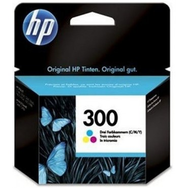 Inkt Cartridge Origineel Hp Hp300 Color Ho300C
