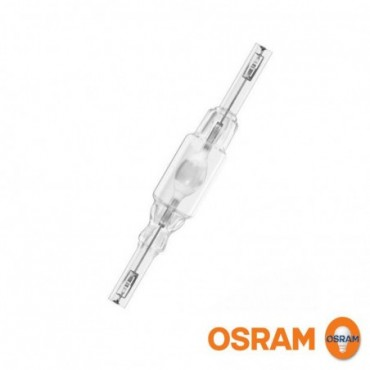 Osram Metaaldamplamp HQI-TS 150W RX7s WDL Excellence 2-Kneeps 135mm