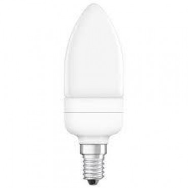 Osram Spaarlamp Dulux Pro 9W/825 E14 430Lm Mica