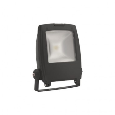 Bouwlamp Led Floodlight 30W 3000K Alu Ip65 Robus Rledf30W-24