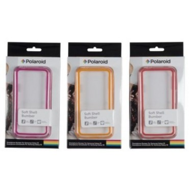 Polaroid Samsung Hoes 22291 Galaxy S5 6 Stuks Assortie Bumber