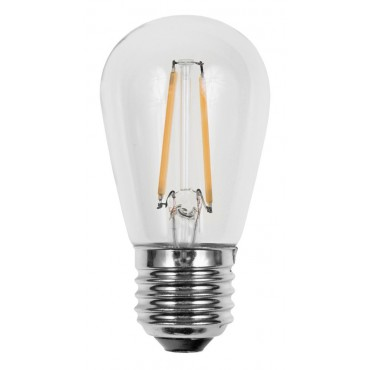 Marine SPL Led Filament 023801502 Buislamp 1.5Watt E27 2500K 150Lm Dimbaar 45x80mm S-Shape