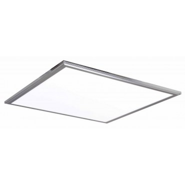 Greenline Budget Led Paneel Inleg Zilver  36W 3000K 4320Lm 60x60 120LW