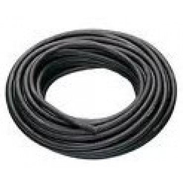 Neopreen / Rubber H05R-F 3x2.5mm2 Zwart Ring 50meter